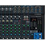 Consola 12 Canales Yamaha Mg12xu Con Efectos Digitales Ofert