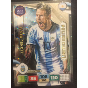 Adrenalyn Road To World Cup 2018 Limited Edition Messi 01