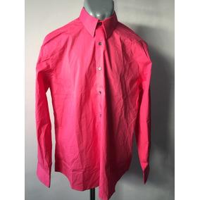 Camisa Rosa Mexicano Express Original Nueva Sin Etiquetas