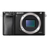 Cámara Sony Alpha A6000 (negro)