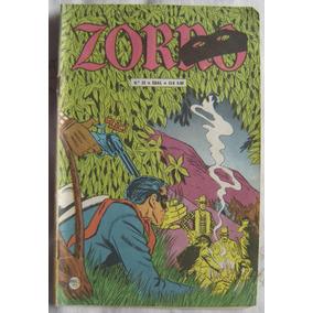 Gibi Zorro Nº 33 - Ebal - Fevereiro De 1979.