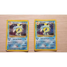 Card Gyarados Tcg 6/102 Kit Básico