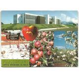 Cartão Postal - Cidade De Fraiburgo - Sc