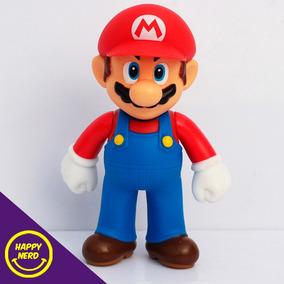 Boneco Super Mario - Action Figure Super Mario Bros