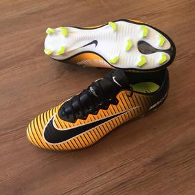 e9cd4af041 Chuteira Nike Mercurial Vapor Fg Preta - Chuteiras Nike de Campo ...