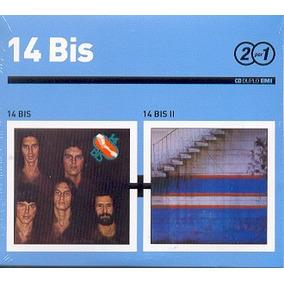 Cd 14 Bis - 2 Por 1 - 14 Bis+ 14 Bis 2