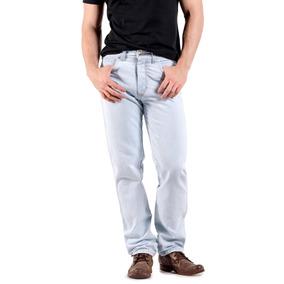 Jeans Hombre Montana Sky Blue Wrangler