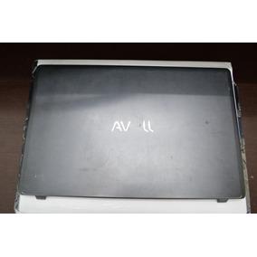 Tampa Carcaça Lcd Notebook Avell Qal51 Com Marcas De Uso