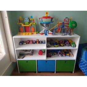 Biblioteca oficina muebles para oficinas en mercado for Mueble organizador infantil