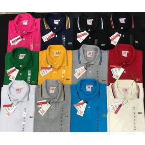 Polo Peruana Lacosta - Calçados, Roupas e Bolsas no Mercado Livre Brasil ccc719b1d4