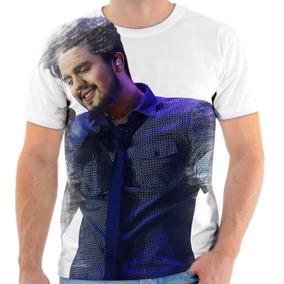 Camiseta De Luan Santana Masculina De 10 Anos - Camisetas e Blusas ... bbe6254418520