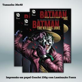 Poster Coringa - Joker: The Killing Joke - 30x40 Cm