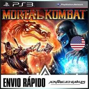 Mortal Kombat 9 - Inglês - Jogos Ps3 Midia Digital