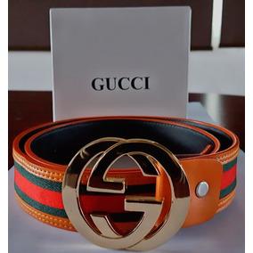 Cinturón Gucci Tribanda