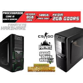 Pc Gamer Core I3 + Placa De Vídeo 2gb + 8gb Ddr3 + Hd 500g