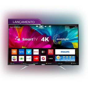 Mart Tv Led Ambilight 65 Philips 65pug6412/78 Ultra Hd 4k