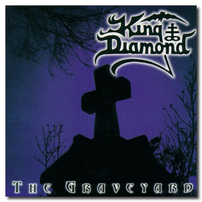 Kit Poster Cartaz King Diamond 30x30