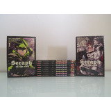 Seraph Of The End 1 Ao 10! Mangá Panini! Novo E Lacrado!