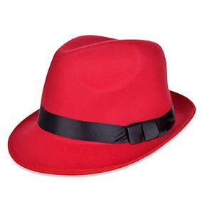 Gorro O Sombrero Fedora De en Mercado Libre México 4746dba5878