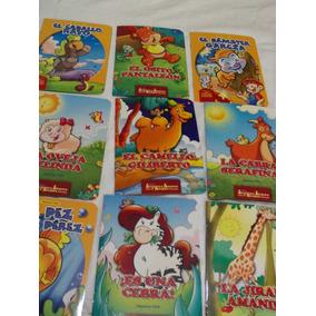 Cumpleaños Libros Cuentos Infantil Imprenta Mayúscula
