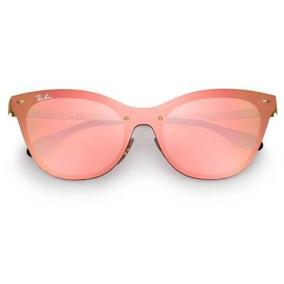 ad6017badd612 Ray Ban Aviador Lente Rosa De Sol - Óculos no Mercado Livre Brasil