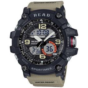 0f417e1bae1 Gil Caqui Pulso Masculino Outras Marcas - Relógio Masculino no ...
