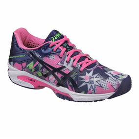 a2db6795f44 Tênis Asics Gel Solution Speed 3 Nyc Us Open Limited Edition