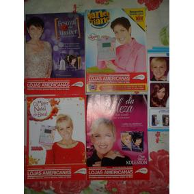 Encartes Promocionais Capa Xuxa