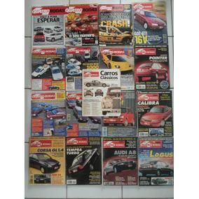 Coleção Revista Quatro Rodas