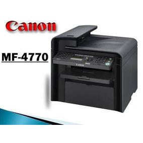 Fusor Canon Mf4770n