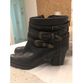 c1e41c3b7 Bota Feminina Colcci Usada - Sapatos, Usado no Mercado Livre Brasil