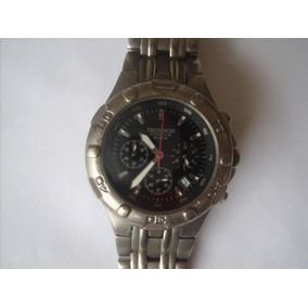 Relógio Masculino Em Titânio Technos =seiko,tissot,casio