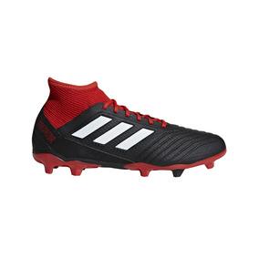 sports shoes 906ab e1d09 Botines Con Tapones adidas Predator 18.3 Fg Hombre Ng rj