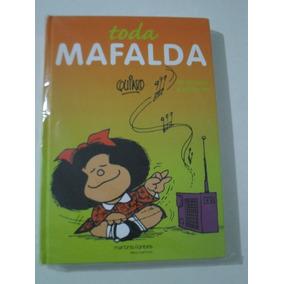 Hq Toda Mafalda - Capa Dura - Quino - Rav73