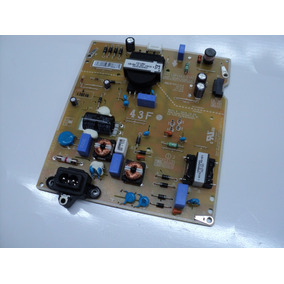 Placa Fonte,power Lg43lj5500 Novo