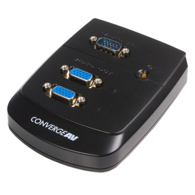 Duplicador Startech.com St122w Divisor De Video Vga De 2 Pue