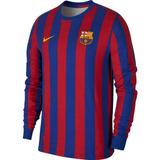 7d507de1ca Camisa Retro Barcelona - Futebol no Mercado Livre Brasil