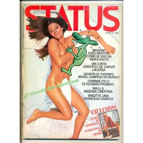 *sll* Revista Status N 31 - Malu - Fevereiro 1977