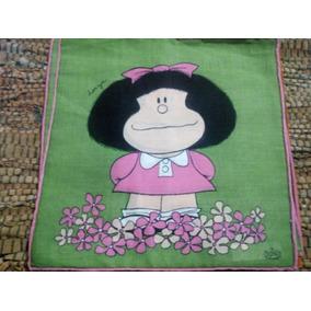 Pañuelos Mafalda Patoruzu Petete Coleccion Retro Antiguo