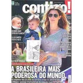 Revista Contigo 2038-2014 - Gisele/angélica/patrícia Poeta