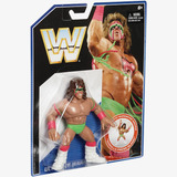 Wwe Ultimate Warrior Retro 1 Muñeco De Lucha Libre-wrestling