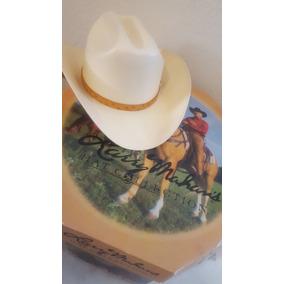 Texana Larry Mahans 500x Centenario Sombrero Vaquero 7.5 Ivo 26bfe454588