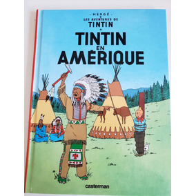 Les Aventures De Tintin 3: Tintin En Amerique - Hergé