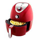 Fritadeira Sem Oleo Airfry Philco Vermelha 3,2 Litros 110v