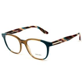 08bb270636acf Oculos Modelo Gatinha Prada - Óculos no Mercado Livre Brasil