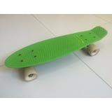 Skate Cruiser Traxart Verde Semi-novo