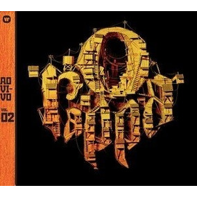 Cd O Rappa - Ao Vivo Volume 2 (original E Lacrado)