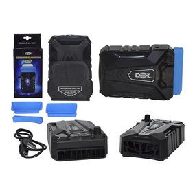 Cooler Usb Para Notebook 5v Dex Preto - Dx-1000/3221