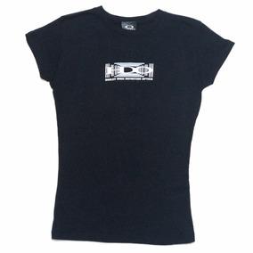 8280ac4857004 Camisa Oakley - Camisetas e Blusas para Feminino no Mercado Livre Brasil