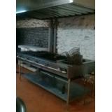 Cocina Para Restaurant